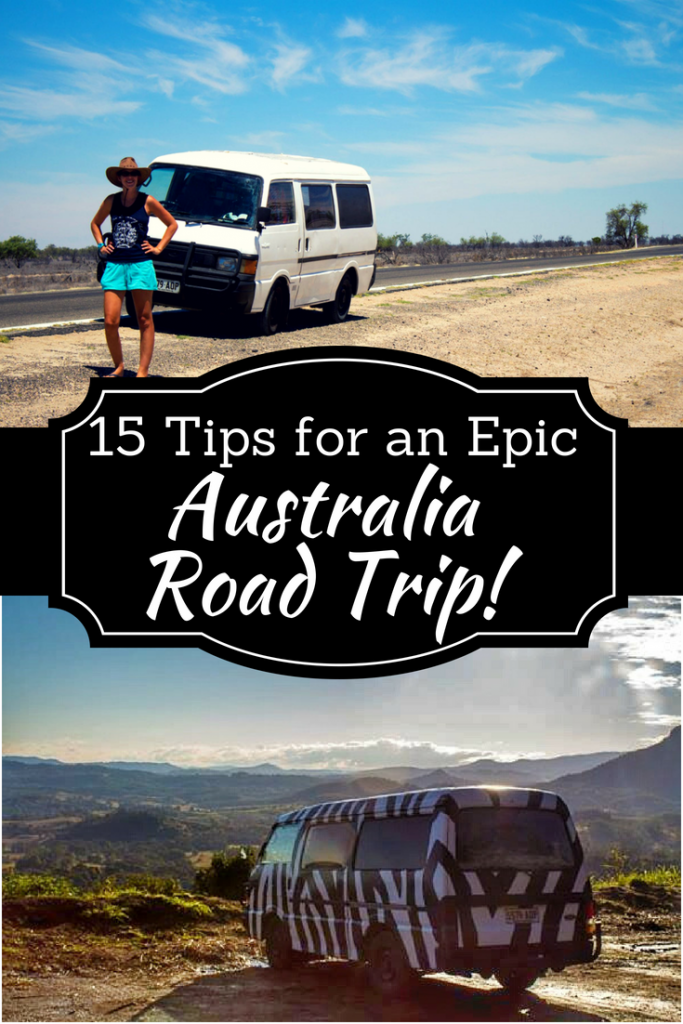 My Top 15 Australia Road Trip Tips
