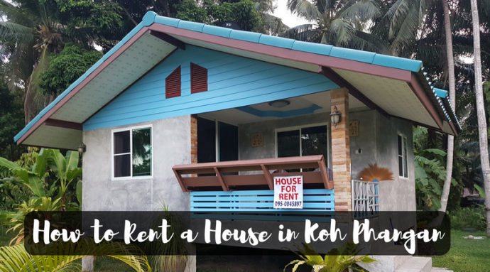 How To Rent A House In Koh Phangan Thailand