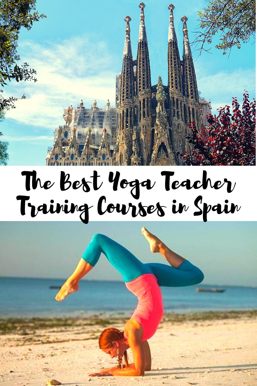 Best Yoga Teacher Training in Spain