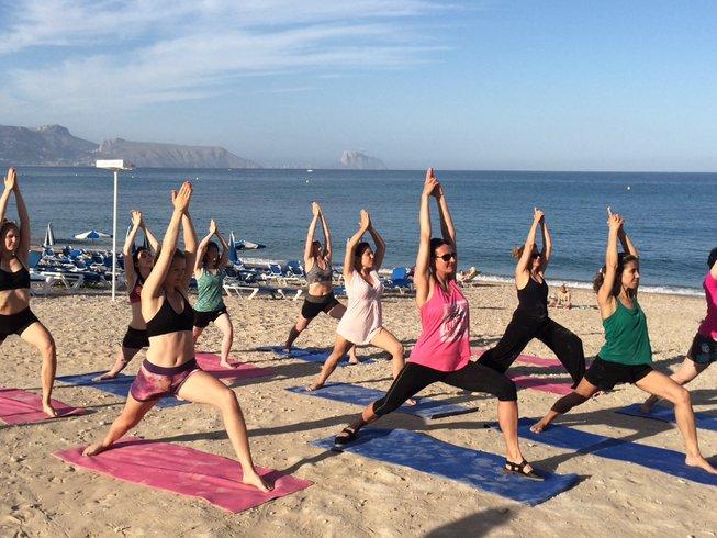 chillax yoga spain