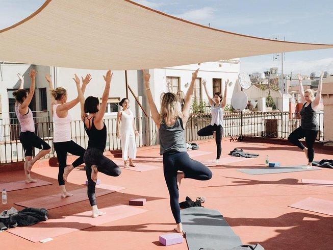 yoga weeks yoga teacher training barcelona spain